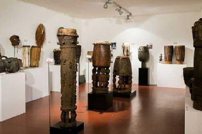 Foto del Museo de Música Africana de Sevilla