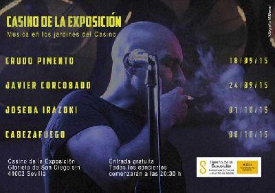Ciclo Música en los Jardines del Casino de Sevilla