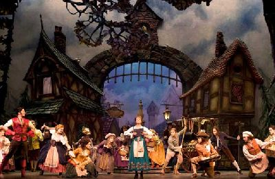 Musical: La Bella y la Bestia en Sevilla