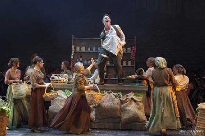 Musical: Germinal en el Teatro Lope de Vega de Sevilla