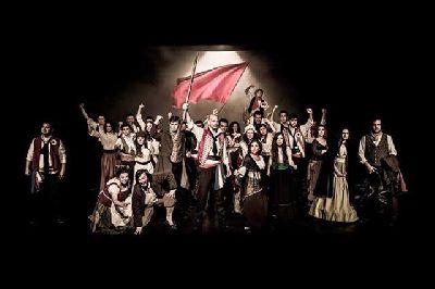 Teatro: Los Miserables por TomaTeatro en Sevilla (primavera 2015)