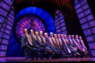 Musical: Sister Act en Sevilla (Fibes 2015)