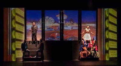 Musical: Viva Broadway en el Teatro Quintero de Sevilla