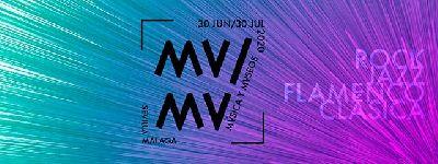 Cartel del ciclo Música y Museos 2020