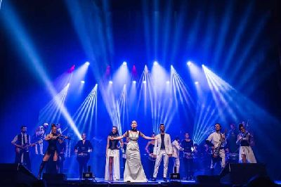 Concierto: Music has no limits en el Cartuja Center de Sevilla 2019