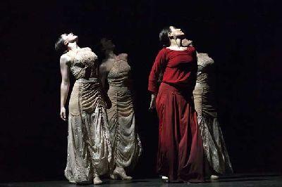 Flamenco: Nacida sombra en el Teatro de la Maestranza de Sevilla 2017
