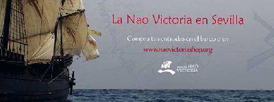 Visitas a la Nao Victoria en Sevilla (Navidad 2015)