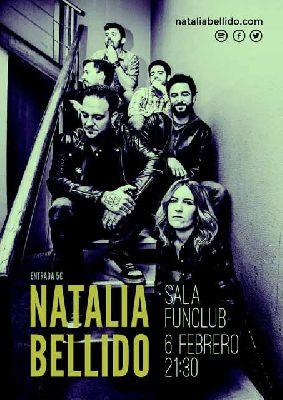 Concierto: Natalia Bellido en FunClub Sevilla