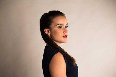 Foto promocional de Natalia Labourdette