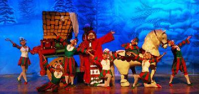 Espectáculo: Navidad. A Christmas Show en Las Setas de Sevilla