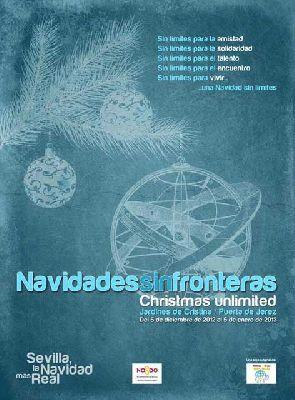 Festival Navidades sin fronteras en Sevilla
