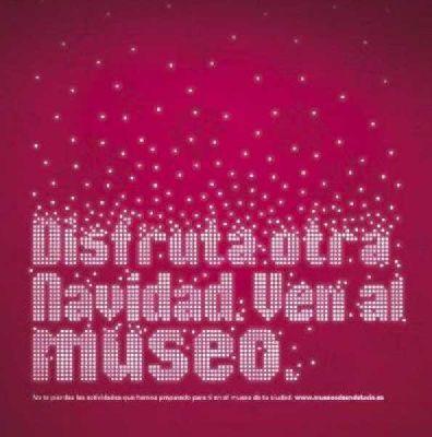 Actividades en los Museos de Sevilla en la Navidad 2016-2017