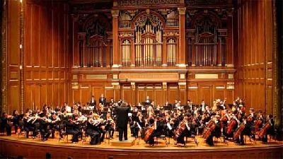 Concierto: NEC Youth Symphony en la iglesia de la Anunciación de Sevilla