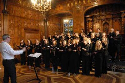 Concierto: New London Singers en convento Madre de Dios Sevilla
