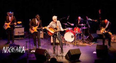 Concierto: Nick Lowe & Los Straitjackets en el Teatro Alameda de Sevilla