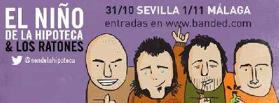 Concierto: El Niño de la hipoteca en Malandar Sevilla