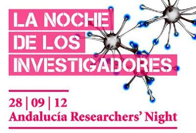 'La Noche de los investigadores' 2012 en Sevilla