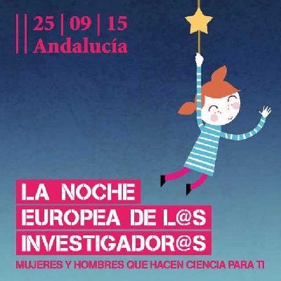 La Noche Europea de los Investigadores 2015 en Sevilla