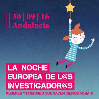 La Noche Europea de los Investigadores 2016 en Sevilla
