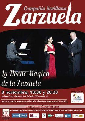 Zarzuela: La Noche Mágica de la Zarzuela en Sevilla