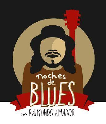 Concierto: Noches de Blues con Raimundo en Sala Custom de Sevilla