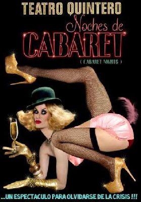 Noches de Cabaret en el Teatro Quintero de Sevilla