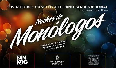 Noches de Humor y Monólogos en Sevilla (febrero 2013)
