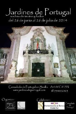 Noches en los jardines de Portugal de Sevilla