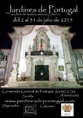 Noches en los jardines de Portugal de Sevilla 2015