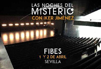 Las Noches de Cuarto Milenio con Iker Jiménez en Fibes Sevilla