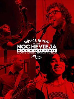 Concierto: Rock n Roll Party de Nochevieja en Malandar Sevilla 2016