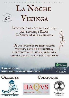 La noche vikinga de La Odisea de la Historia en Sevilla