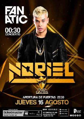Concierto: Noriel en Fanatic de Sevilla 2018