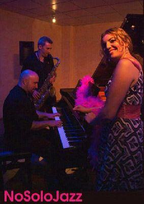 Concierto: No Solo Jazz en las Noches de la Buhaira Sevilla 2013