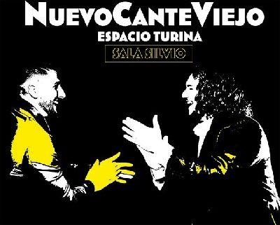 Cartel del concierto NuevoCanteViejo en el Espacio Turina de Sevilla