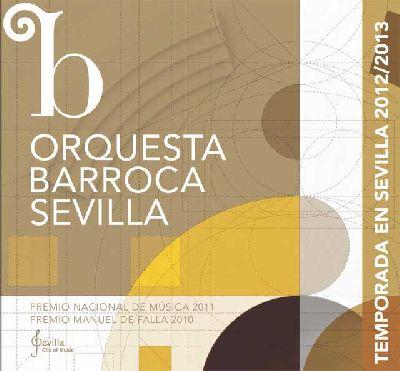 Concierto: Orquesta Barroca de Sevilla (8º temporada 2012-13)