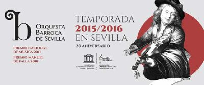Concierto: The Glory of the Lord, 4º Orquesta Barroca de Sevilla 2015-2016