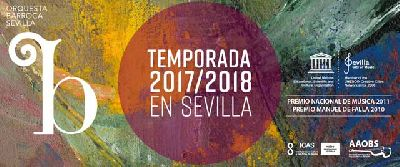 Concierto: Quinteto en Do Mayor, 3º Orquesta Barroca de Sevilla 2017-2018