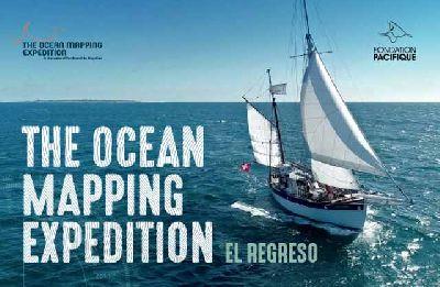 Imagen del velero Fleur de Passion del The ocean Mapping Expedition