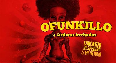 Concierto: Ofunkilllo despedida 5mentario en Malandar Sevilla 2016