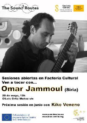 Concierto: Omar Jammoul en Factoría Cultural Sevilla
