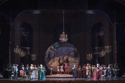 Ópera: Adriana Lecouvreur en el Teatro de la Maestranza de Sevilla