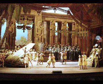 Ópera: Aida en el Maestranza Sevilla