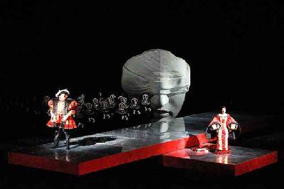 Ópera: Anna Bolena en el Teatro de la Maestranza de Sevilla