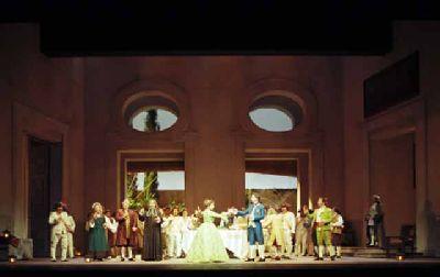 Ópera: El barbero de Sevilla en el Teatro de la Maestranza de Sevilla 2016