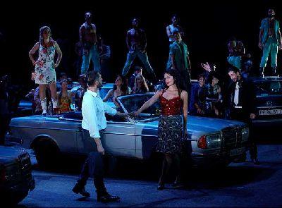 Foto promocional de la ópera Carmen