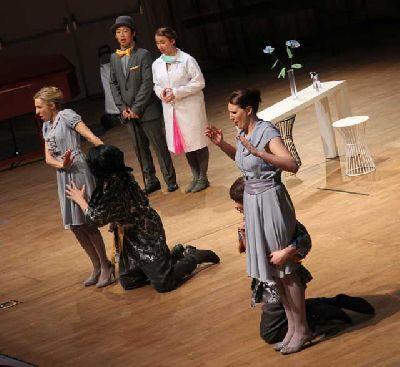 Ópera: Cosí fan tutte en el Teatro Lope de Vega de Sevilla