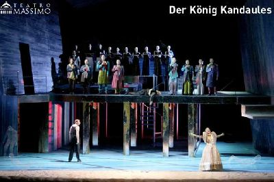 Ópera: Der König Kandaules en el Teatro de la Maestranza de Sevilla