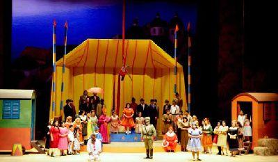 Ópera: L'elisir d'amore en el Teatro de la Maestranza de Sevilla 2016