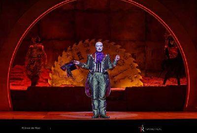 Ópera: El dictador y El emperador de la Atlántida en el Maestranza de Sevilla